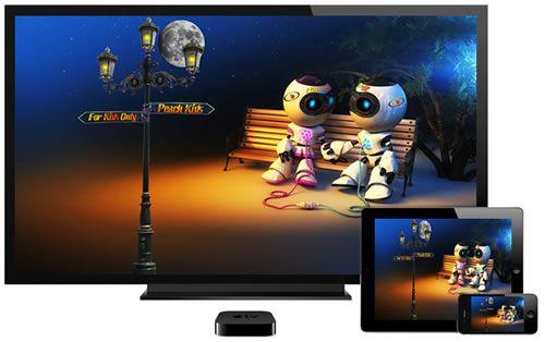 Wireless Sync Phones to TV